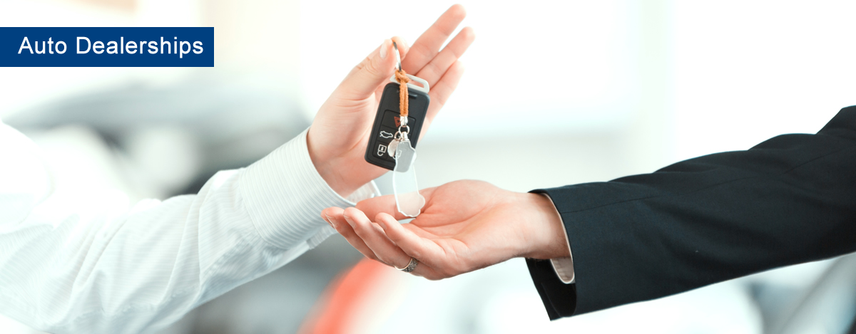 Document solutions for automobile dealerships
