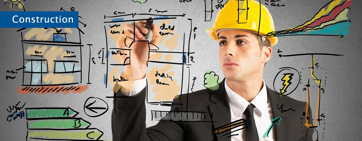 Our software solutions can help your construction business run smoothly and efficiently.