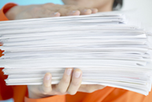 Electronic documents can help nonprofits thrive. Contact OIS for details.